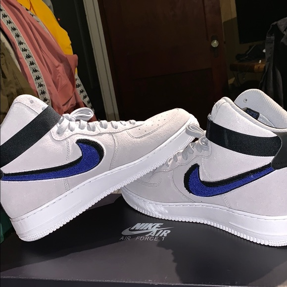 Nike Shoes Air Force 1 Hightop 07 Lv8 Poshmark